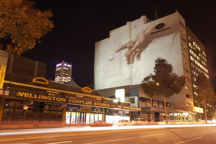 Illuminosity – Artrage – Perth